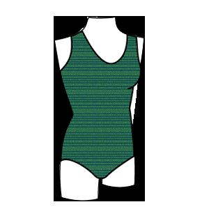 Women's One-Piece Swimsuit